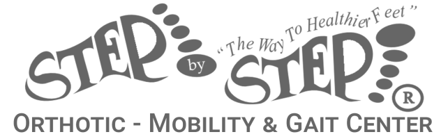 Step by Step Orthotic, Mobility and Gate Center